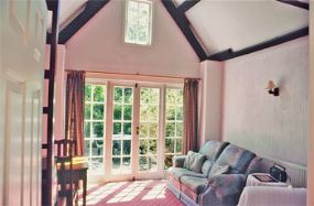 Ellicombe Cottages Dunster dog friendly West Somerset